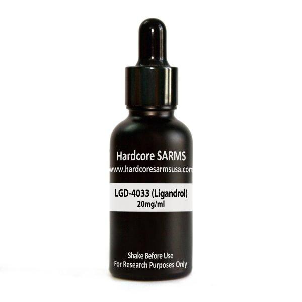 Hardcore SARMS LGD-4033
